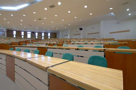 lecture room Stock Photo - 400553