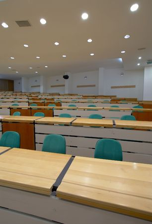 lecture room Stock Photo - 400548