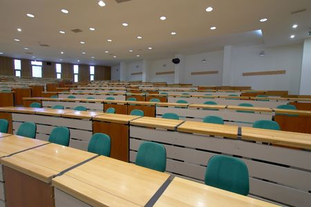 lecture room Stock Photo - 400547