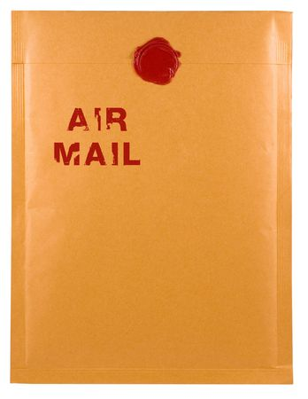 air mail envelope Stock Photo - 405527