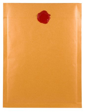 blank envelope Stock Photo - 405528