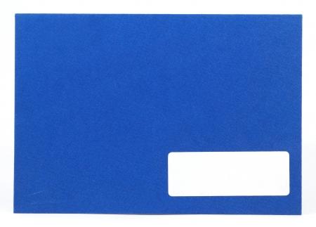 blue envelope Stock Photo - 406714