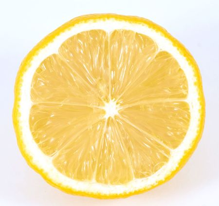sourness: sliced lemon