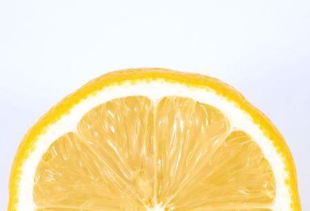 sourness: lemon slice