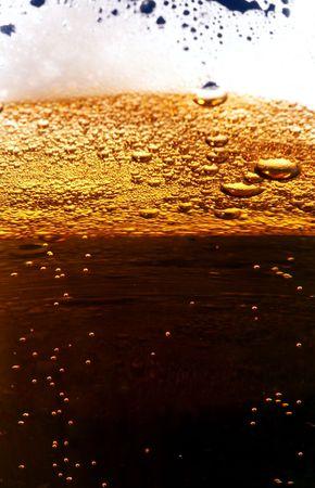 pilsner: beer, backlight Stock Photo