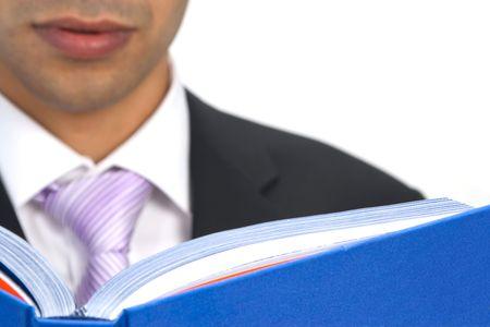 reading book Stock Photo - 494643