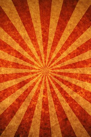 sun burnt: abstract paper background with sunbeam  Stock Photo