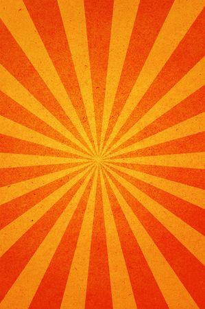 sun burnt: retro paper