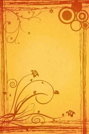 antique paper photo