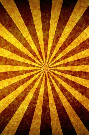 sun burnt: sunbeam on grunge paper background for your designs Stock Photo