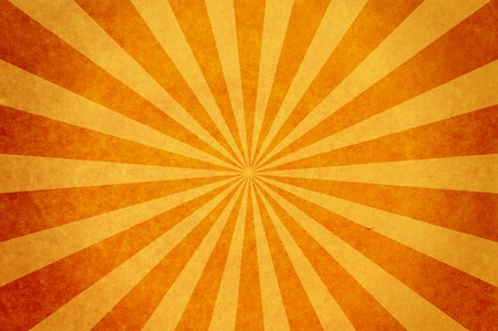 sun burnt: old page background with toned sunbeam vector