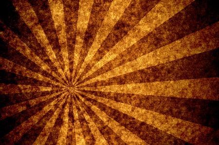 deflated: abstract sunbeam background on paper Stock Photo