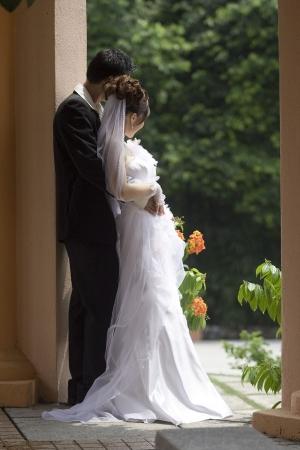 Asian wedding ceremony. Stock Photo - 498629