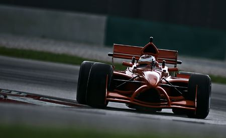 1 and group: A1 Grand Prix motorsport racing. Stock Photo