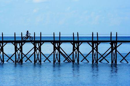 Mabul Island, Sabah, Malaysa. Stock Photo - 512334