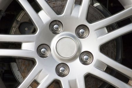 Car Sport Rim Pattern Stock Photo - 594109
