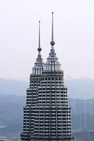 petronas: Petronas Twin Towers, cerca
