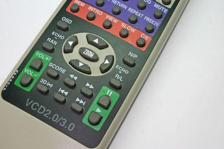 Remote Controller Close Up photo