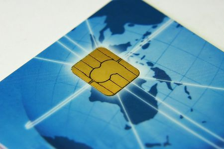 ATM Card Close up Stock Photo - 594044