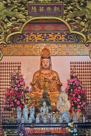 Goddess of Mercy Statue photo