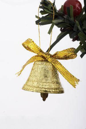 Golden Bell close up photo