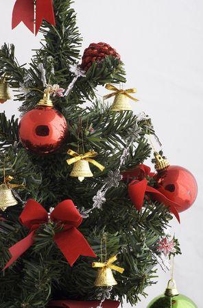 Christmas tree decoration Stock Photo - 593651