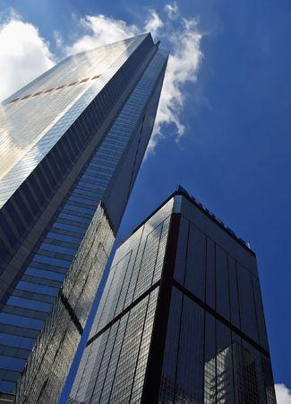 wan: Skyscraper in Wan Chai, Hong Kong.