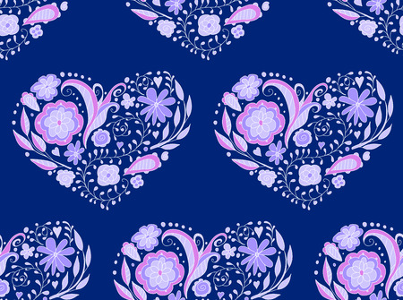 seamless pattern. Endless texture can be used for wallpaper, textile, pattern fills, web page background. 向量圖像