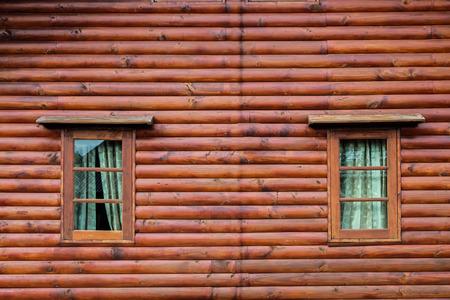 Eine alte verwitterte Fenster auf einem verlassenen Gebäude Lizenzfreie Bilder