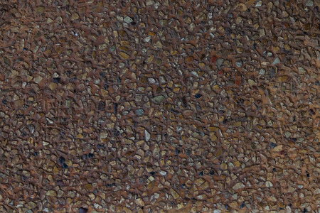 Hintergrund der felsigen Kies Steine closeup  Lizenzfreie Bilder - 46785047