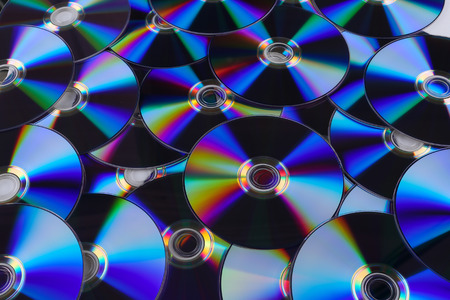 optical disk: CDs DVDs