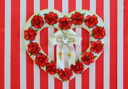 Valentine Hintergrund  Lizenzfreie Bilder - 46785367