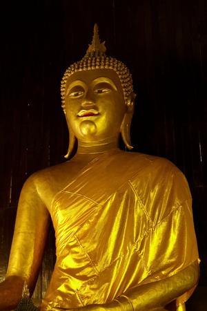 Buddha In Chiang Mai Thailand photo
