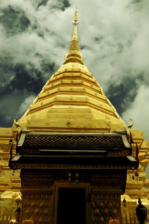 Phra Tat Doi Suthep photo