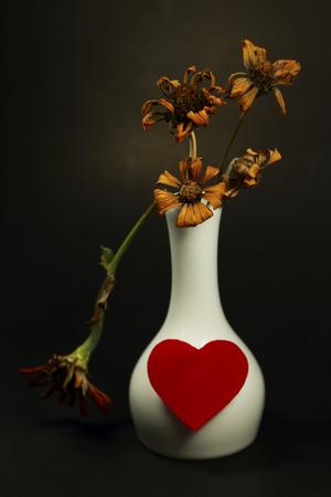 Vase for decoration photo
