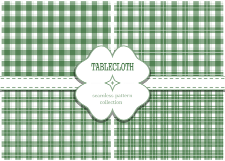 Seamless pattern set for St. Patricks Day