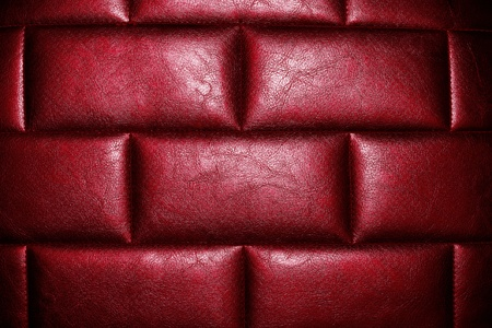 luxury red leather texture background photo