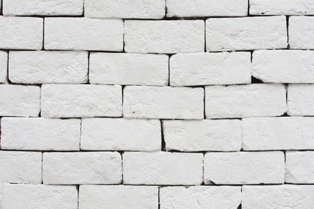 clair: Square white brick wall background