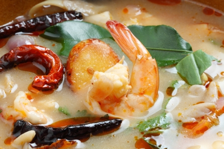 Tom Yum Kung , Thai cuisine photo