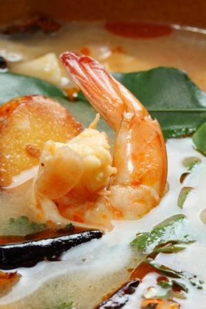 Tom Yum Kung , Thai cuisine Stock Photo - 16029964