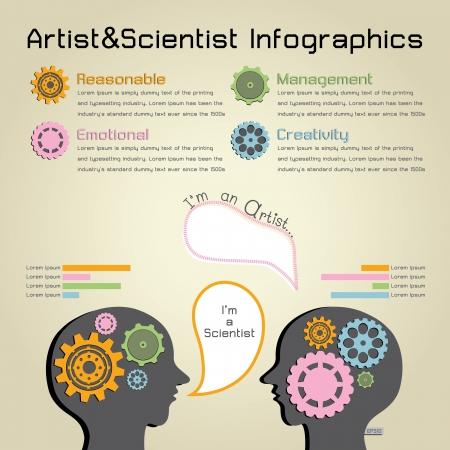 Infographics 일러스트