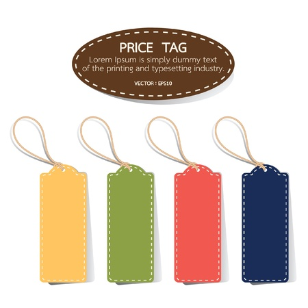 tag: Price Tag Illustration