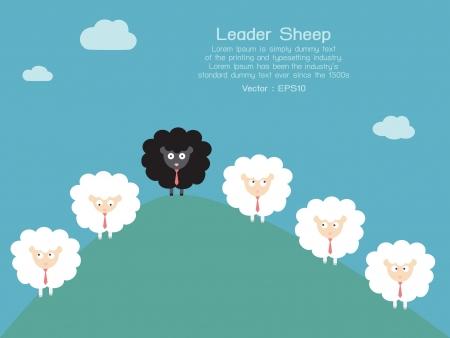 Leadership, vector