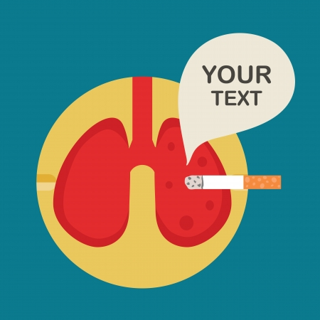 Stop smoking Stock Vector - 20359112