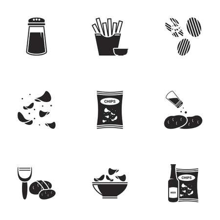 Icons for theme potato? White background