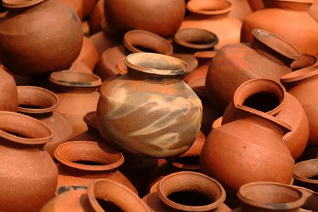 portary pot handmade object photo