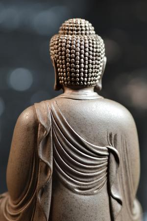 Behind the Buddha Zen style