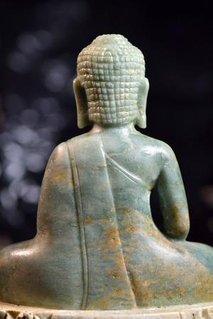 Behind the Buddha Khmer style