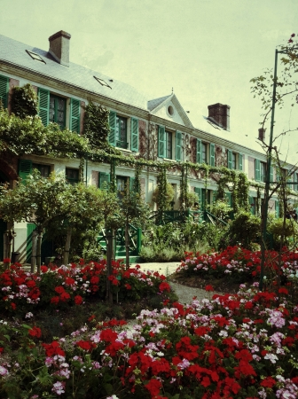 monet: Timeless garden of Claude monet in Giverny France