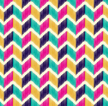 seamless herringbone geometric pattern  Vector
